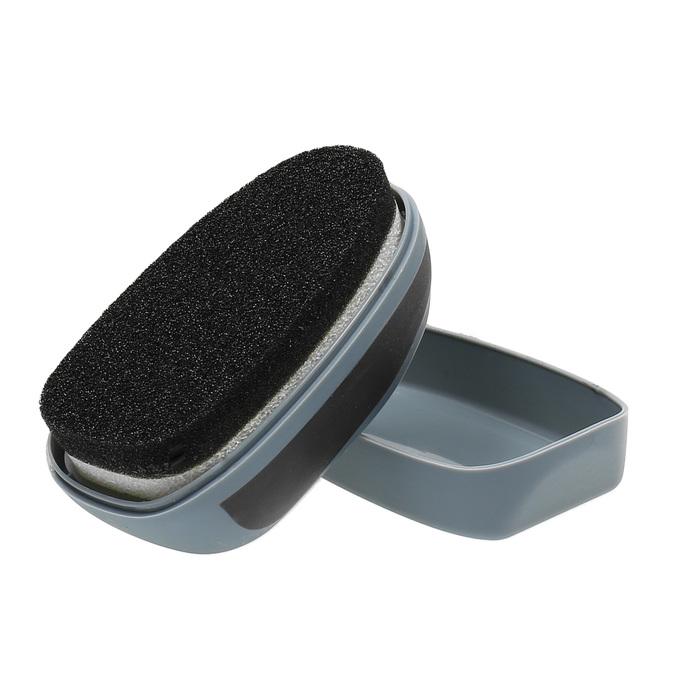 Hubka k prelešteniu čiernej obuvi collonil, čierna, 990-6101 - 26
