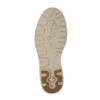 Ležérne kožené poltopánky weinbrenner, hnedá, 526-4606 - 26