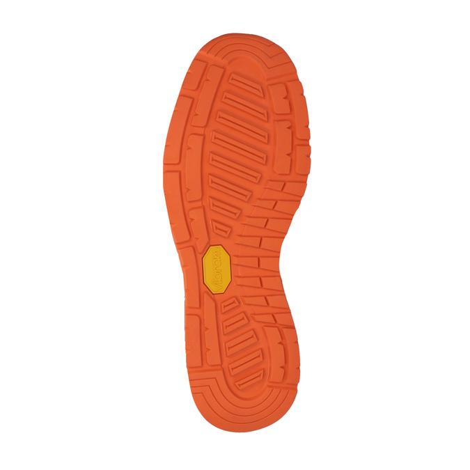 Pracovná obuv BRIGHT 021 S1P SRC bata-industrials, oranžová, 849-5629 - 26