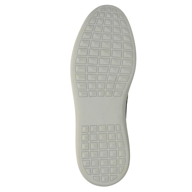 Pánske ležérne tenisky bata, čierna, 844-6624 - 26