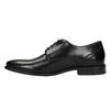 Pánske kožené poltopánky bata, čierna, 824-6705 - 26