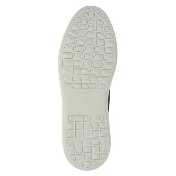 Pánske tenisky bata, modrá, 844-9624 - 26
