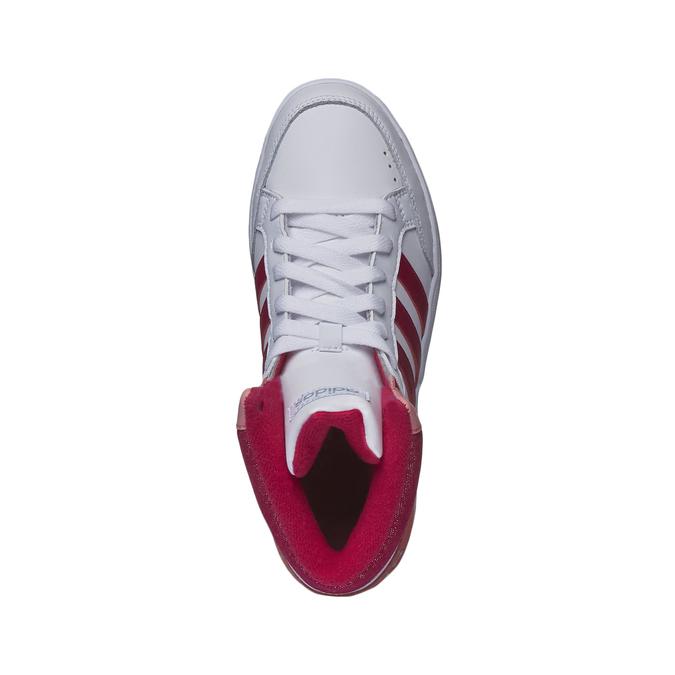 Detské členkové tenisky adidas, biela, 401-1204 - 19
