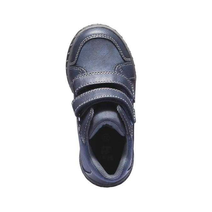 Detská obuv mini-b, modrá, 291-9136 - 19