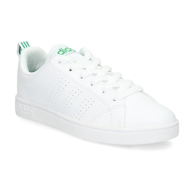 Dámske biele tenisky adidas, biela, 501-1300 - 13