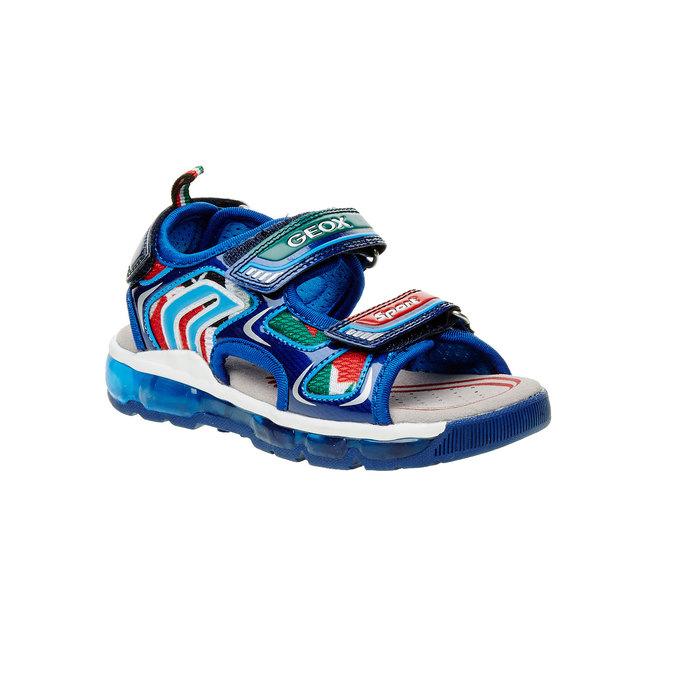 Detské sandále geox, modrá, 361-9103 - 13