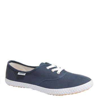 Plátenné tenisky tomy-takkies, modrá, 519-9105 - 13