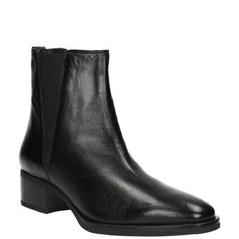 Dámske kožené Chelsea Boots bata, čierna, 596-6623 - 13