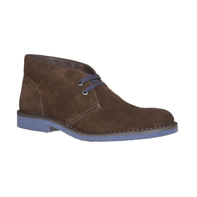 Členková obuv ve štýle Chukka bata, hnedá, 893-4275 - 13