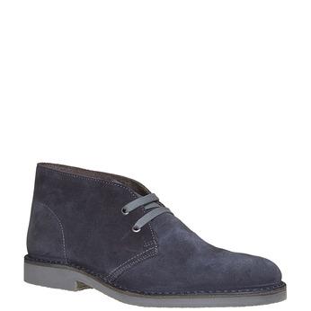 Členková obuv ve štýle Chukka bata, šedá, 893-9275 - 13