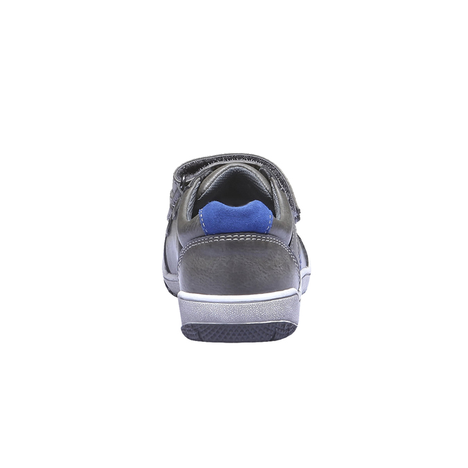 Tenisky na suchý zips mini-b, šedá, 311-2119 - 17