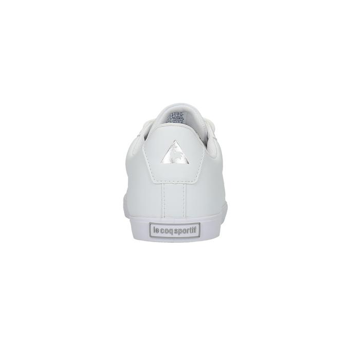Dámske biele tenisky le-coq-sportif, biela, 501-1438 - 17