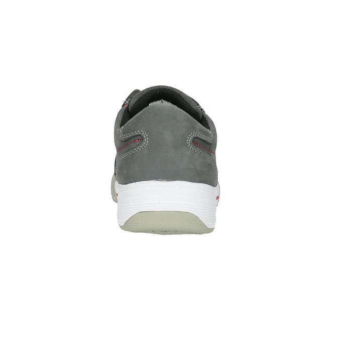 Pánska pracovná obuv BICKZ 728 ESD S3 bata-industrials, šedá, 846-2612 - 17