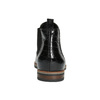 Kožené Chelsea boots bata, čierna, 598-6600 - 17