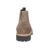 Semišové Chelsea bata, hnedá, 893-2373 - 17