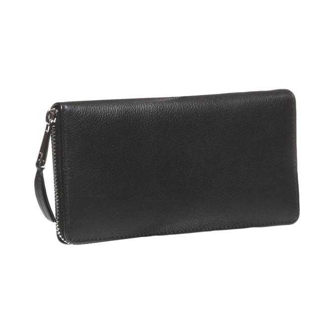 Kožená peňaženka s elegantným dizajnom bata, čierna, 944-6120 - 13