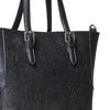 Kabelka v Shopping štýle bata, čierna, 961-6799 - 26