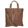 Textilná kabelka s popruhom weinbrenner, hnedá, 969-3621 - 26