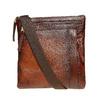 Pánska kožená Crossbody taška bata, hnedá, 964-4138 - 26