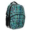 Detský školský batoh bagmaster, zelená, modrá, 969-9602 - 13