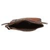 Pánska kožená Crossbody taška bata, hnedá, 964-4138 - 15