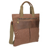 Textilná kabelka s popruhom weinbrenner, hnedá, 969-3621 - 13