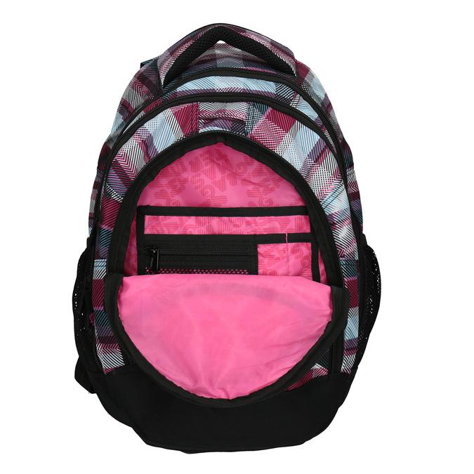 Školský batoh bagmaster, fialová, 969-2601 - 17