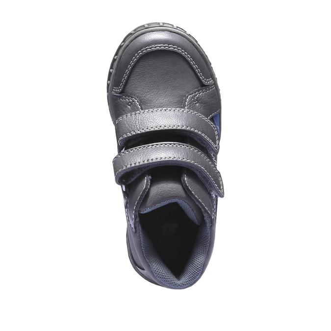 Detská obuv mini-b, šedá, 291-2136 - 19
