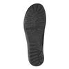 Kožená zimná obuv dámska bata, čierna, 594-6269 - 26