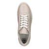Dámske kožené tenisky bata, ružová, 526-5612 - 19