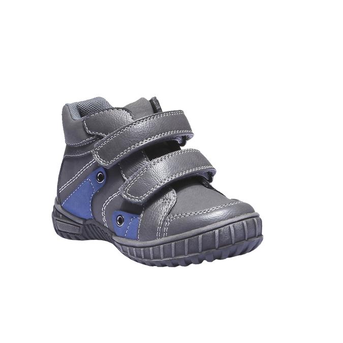 Detská obuv mini-b, šedá, 291-2136 - 13