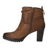 Dámska členková obuv bata, hnedá, 796-4600 - 26