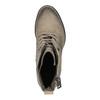 Dámska členková obuv bata, šedá, 696-2604 - 19