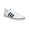 Pánske biele tenisky adidas, biela, 801-1188 - 13