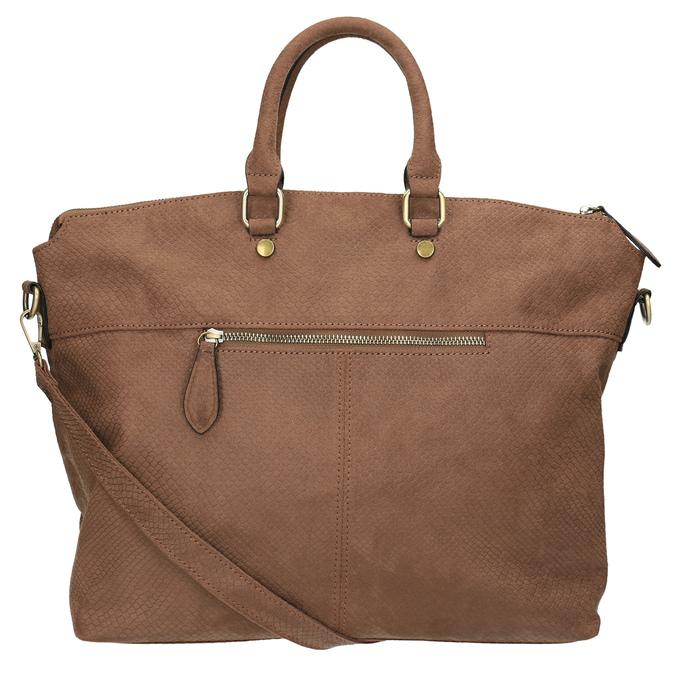Hnedá dámska kabelka bata, hnedá, 969-3622 - 26