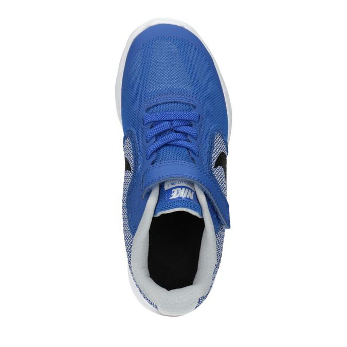 Detské športové tenisky modré nike, modrá, 309-9322 - 19