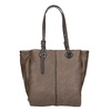 Hnedá dámska kabelka bata, šedá, 961-2123 - 26