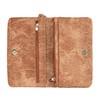 Dámska hnedá listová kabelka bata, hnedá, 961-3668 - 15