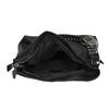 Dámska kabelka so zipsami bata, čierna, 961-6127 - 15
