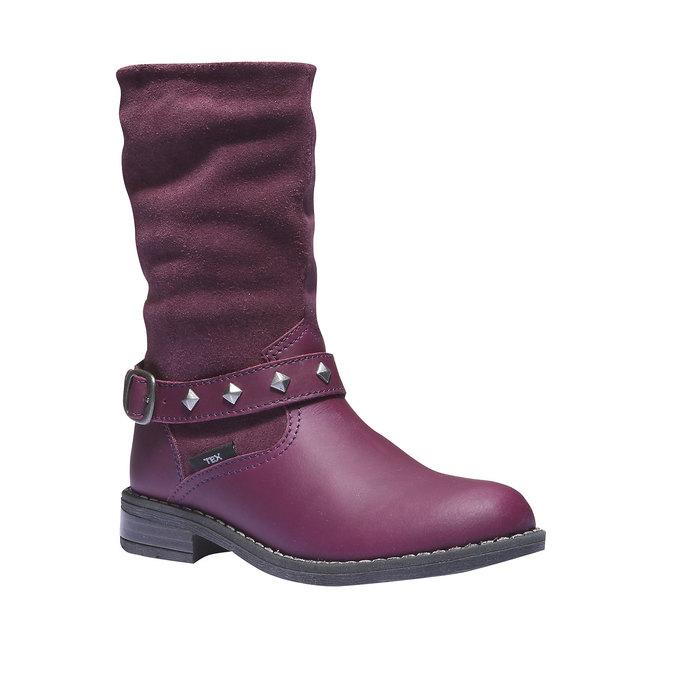 Detská obuv mini-b, červená, 394-5101 - 13