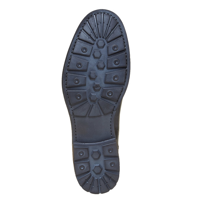 Členková obuv bata, čierna, 894-6661 - 26