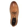 Kožené Chukka Boots bata, hnedá, 824-3665 - 19