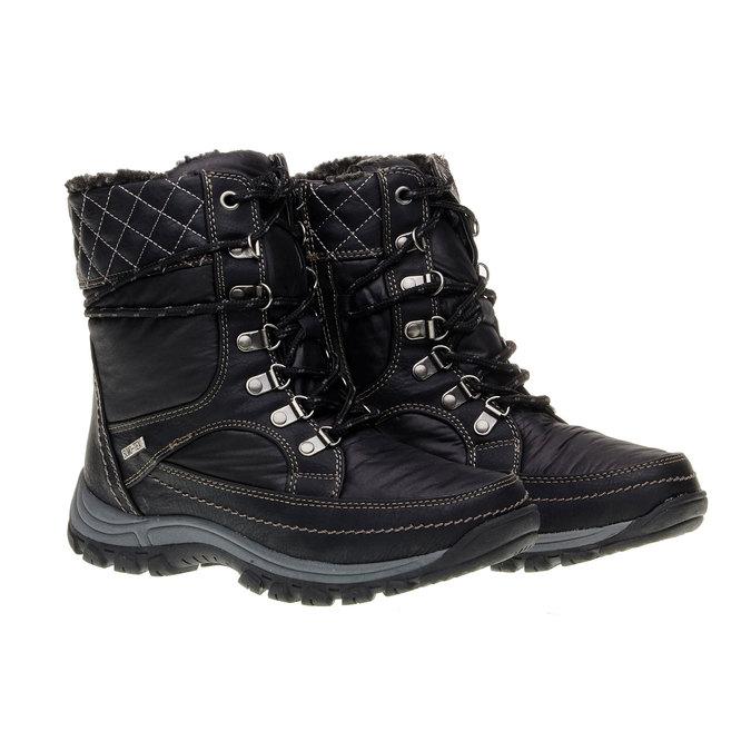 5996108 bata, čierna, 599-6108 - 26