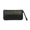 Dámska peňaženka s cvočkami bata, čierna, 941-6140 - 26