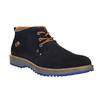 Pánska obuv v štýle Chukka Boots bata, modrá, 893-9652 - 13