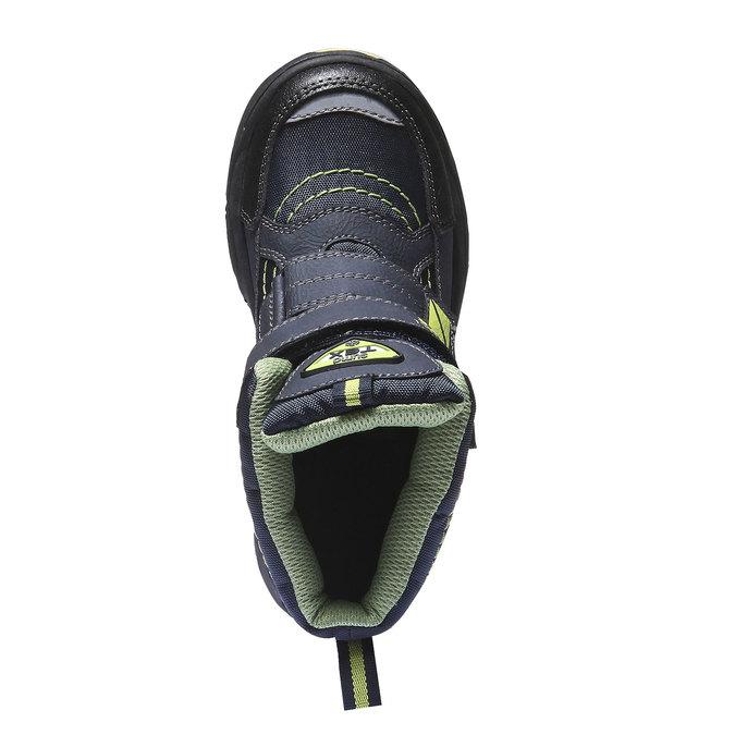 Detská obuv mini-b, modrá, 299-9144 - 19
