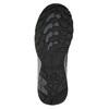 Členková kožená obuv v Outdoor štýle power, čierna, 803-6112 - 26