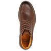 Pánska zimná kožená obuv bata, hnedá, 894-3672 - 26