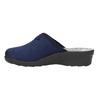 Dámska domáca obuv bata, modrá, 579-9602 - 26