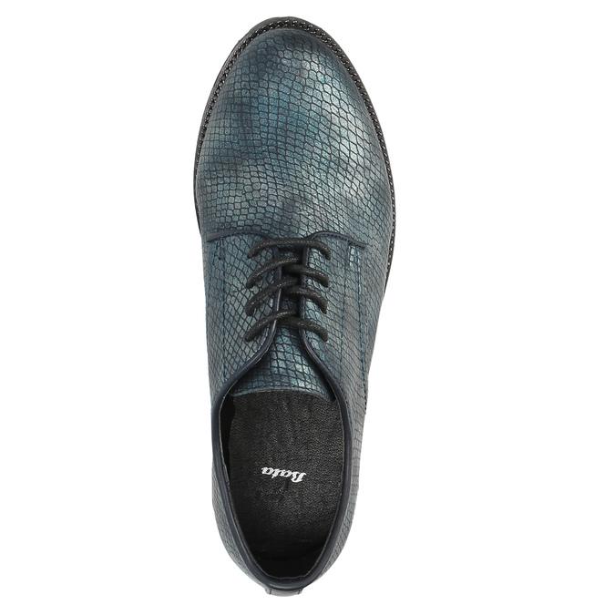 Dámske poltopánky bata, 521-9600 - 19